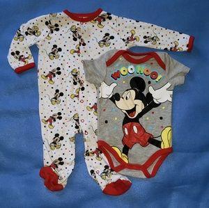 4/$20 - Disney Mickey Mouse Set